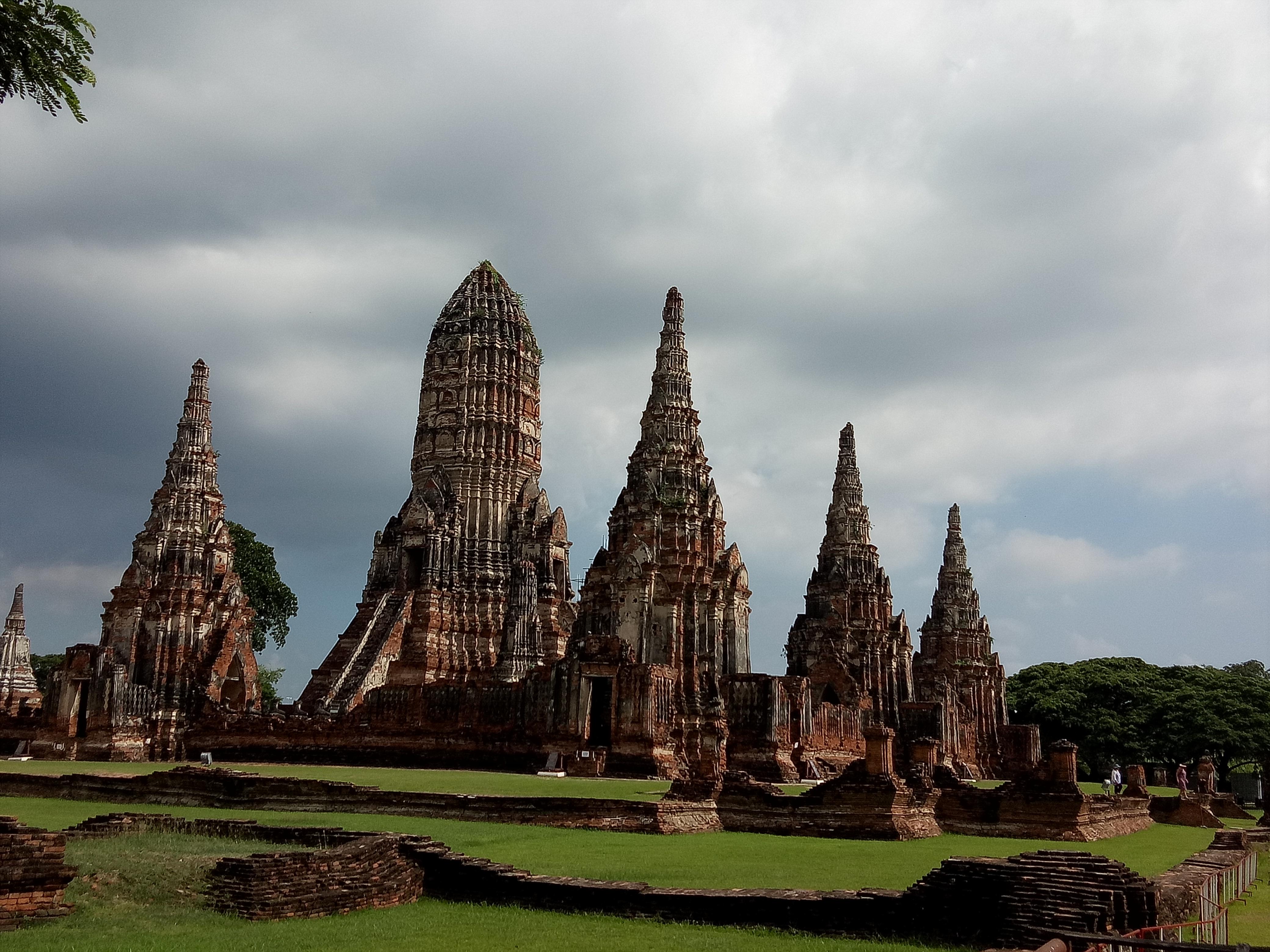 Sri Siam Wat tempel