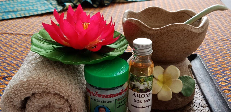 Massage oliën en zalf