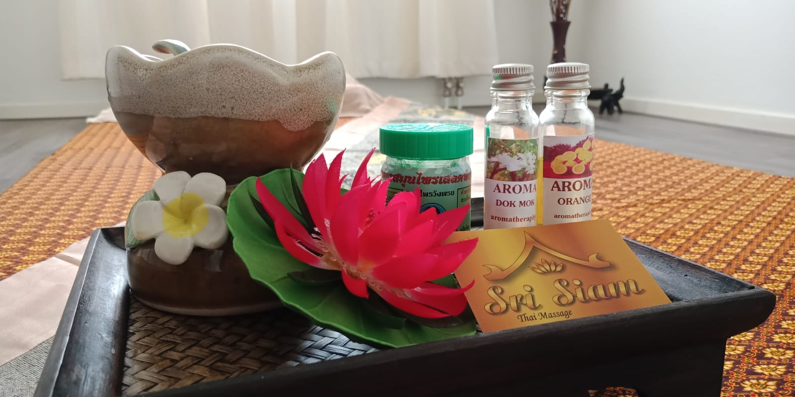 Thaise massage salon in de buurt